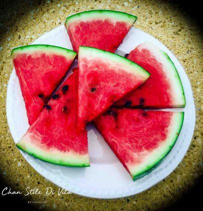 De lekkerste watermeloenijsjes