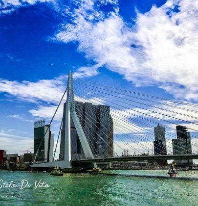 Citytrip Rotterdam