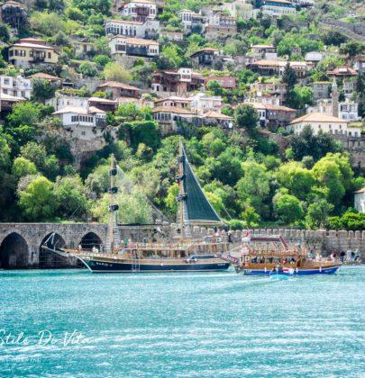Op vakantie in Turkije Part I