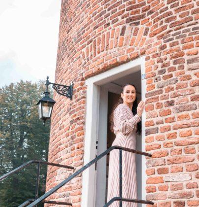 Kastelen route in Nederland