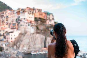 Cinque Terre in de zomer