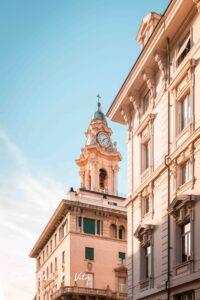 Citytrip Genua