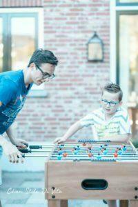 Sport en spel voor het hele gezin