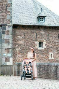 Op bezoek in Kasteel Hoensbroek