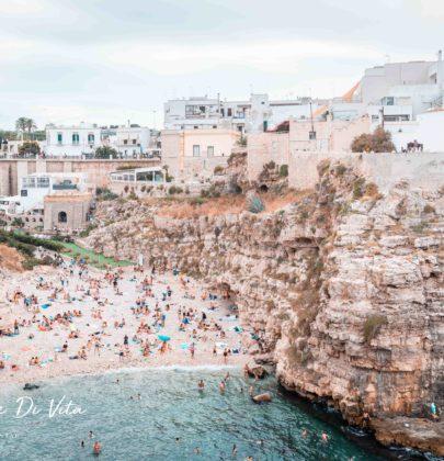 Mooie stranden in de buurt van Bari